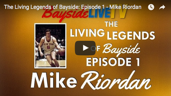 Mike Riordan | The Living Legends of Bayside