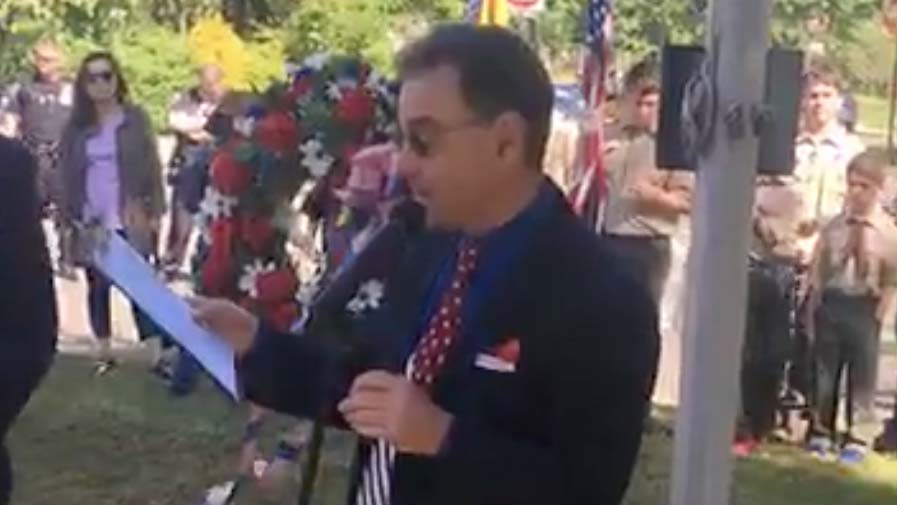 2019 Bayside Hills Civic Association's Memorial Day Observance