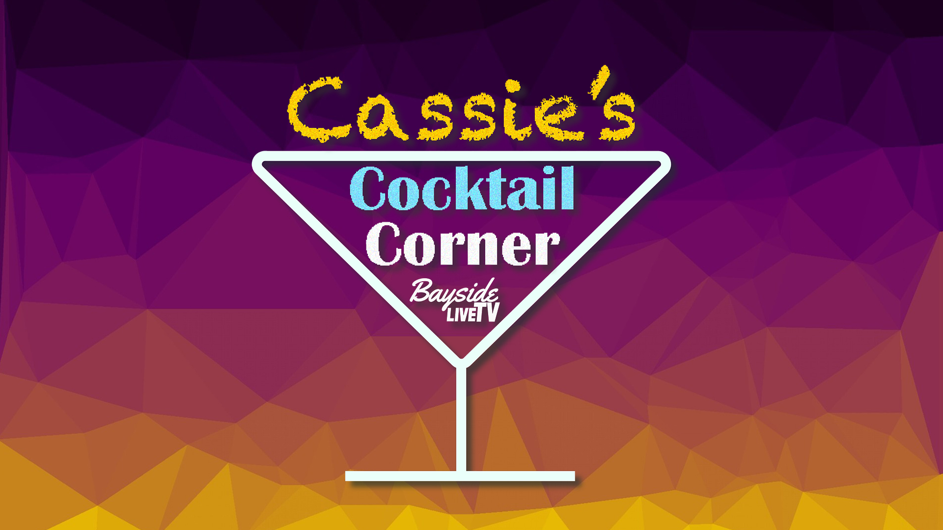Cassie's Cocktail Corner: Pilot
