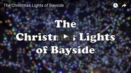 The Christmas Lights of Bayside