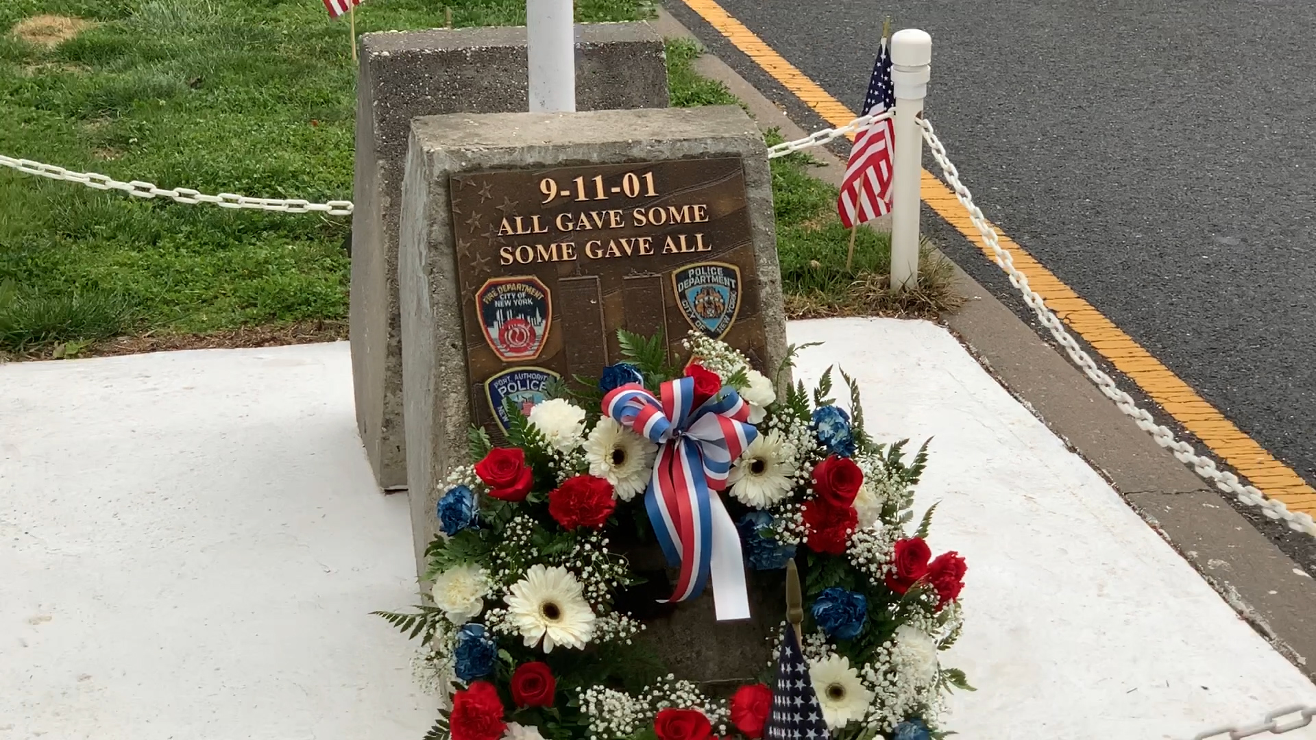 Northwest Bayside Civic Association Memorial Day Wreath Laying Ceremony