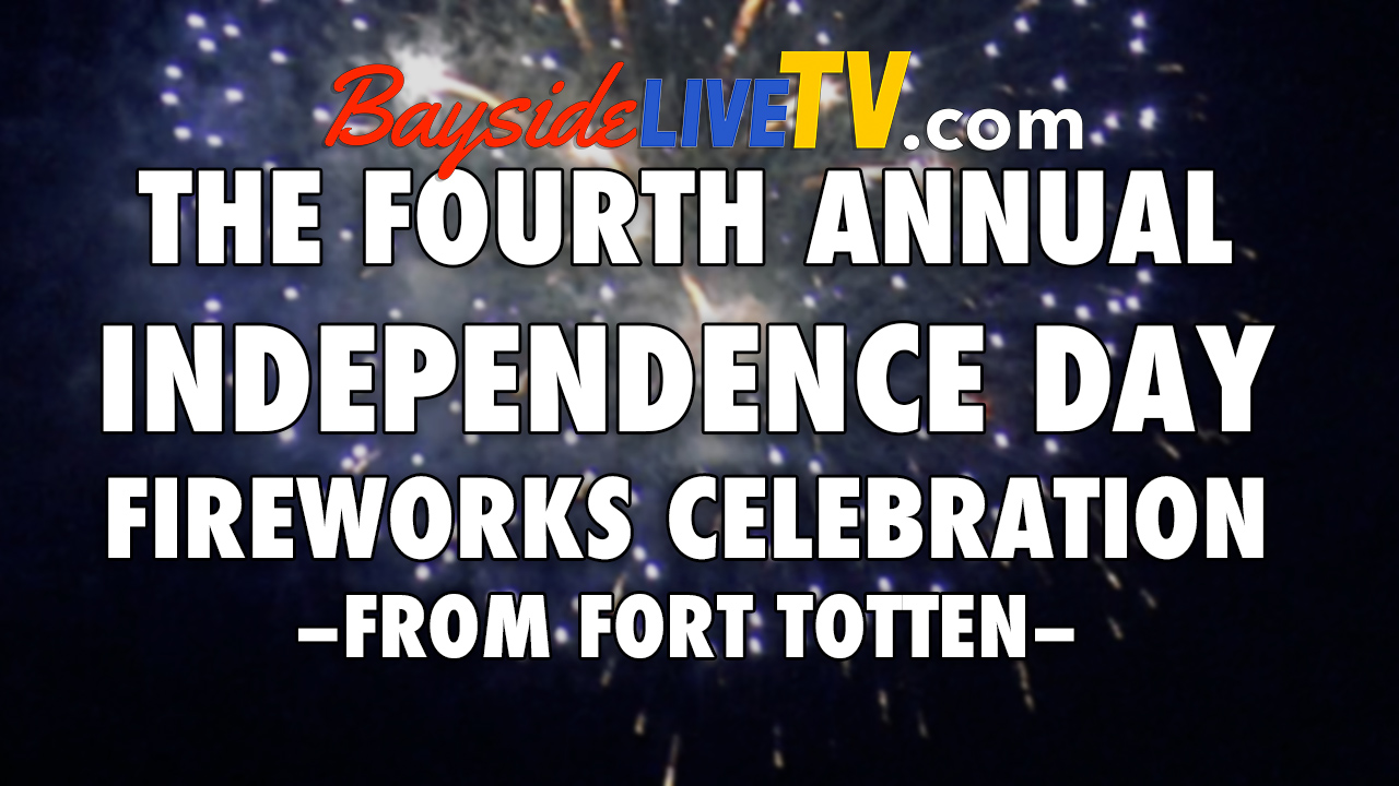2018 Independence Day Fireworks Celebration at Fort Totten