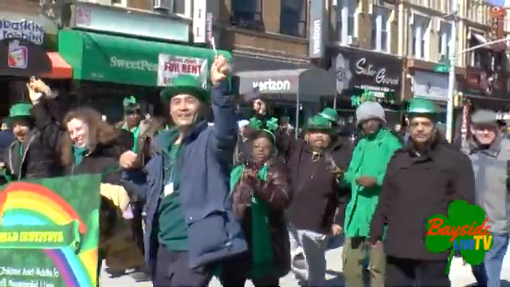 Saint Patrick's Day Parade 2018